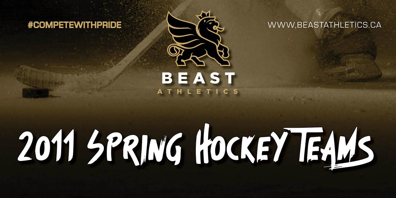BEAST 2011 Spring Hockey Teams
