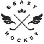 BEAST Hockey Logo Black
