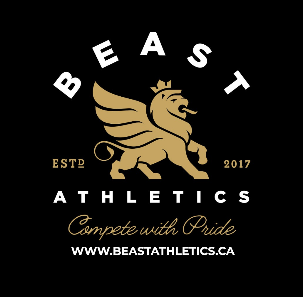 BEAST Gold Black Logo