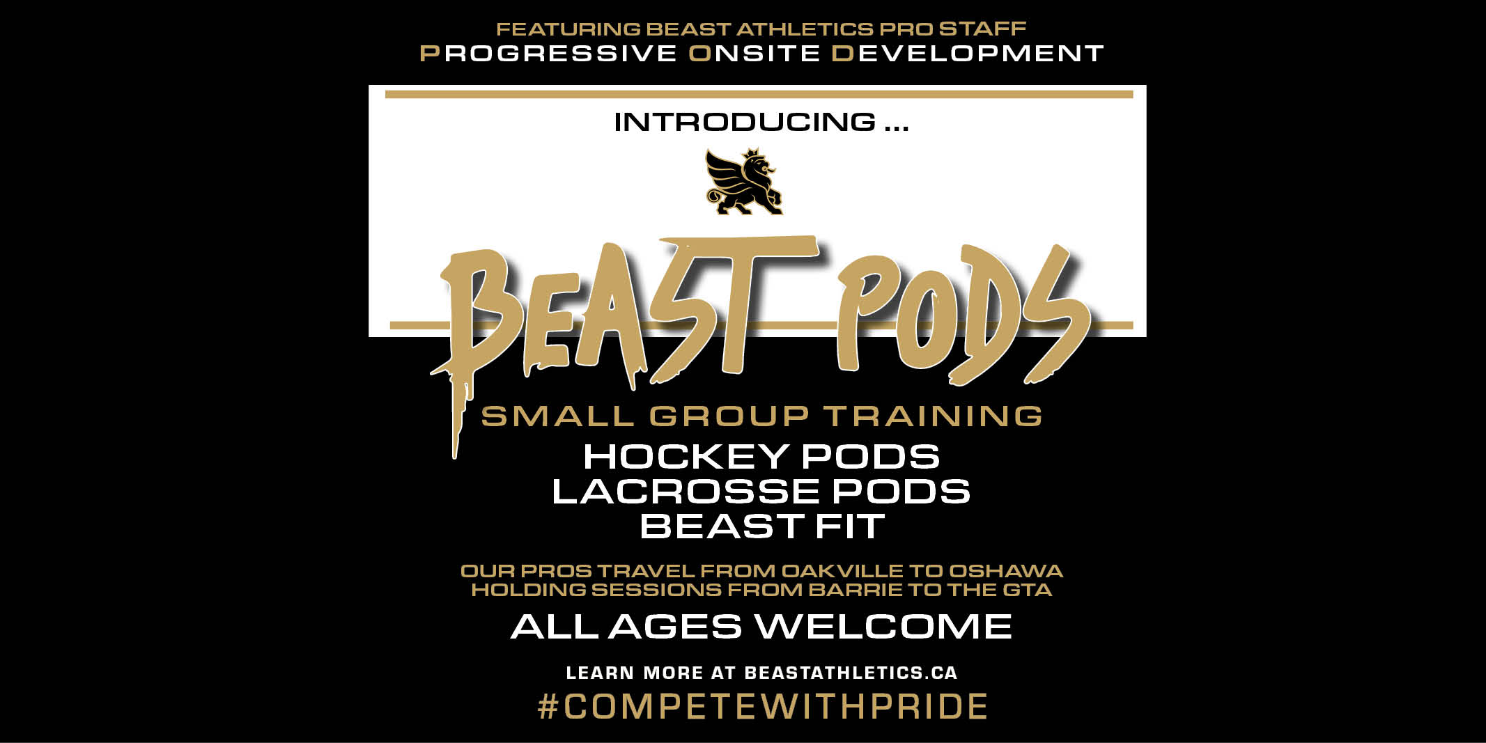 BEAST Progressive onsite development