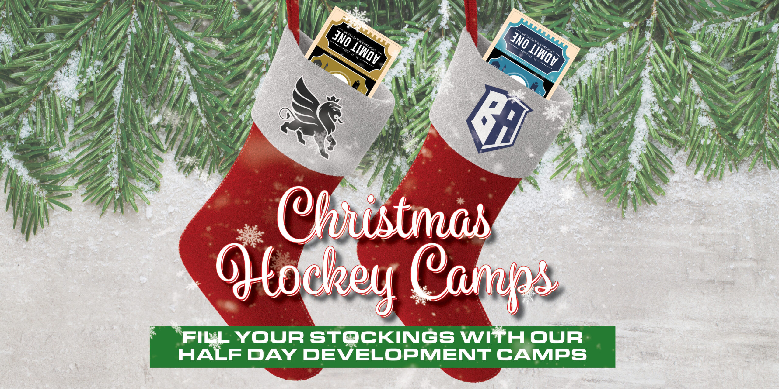 Christmas Hockey Camp
