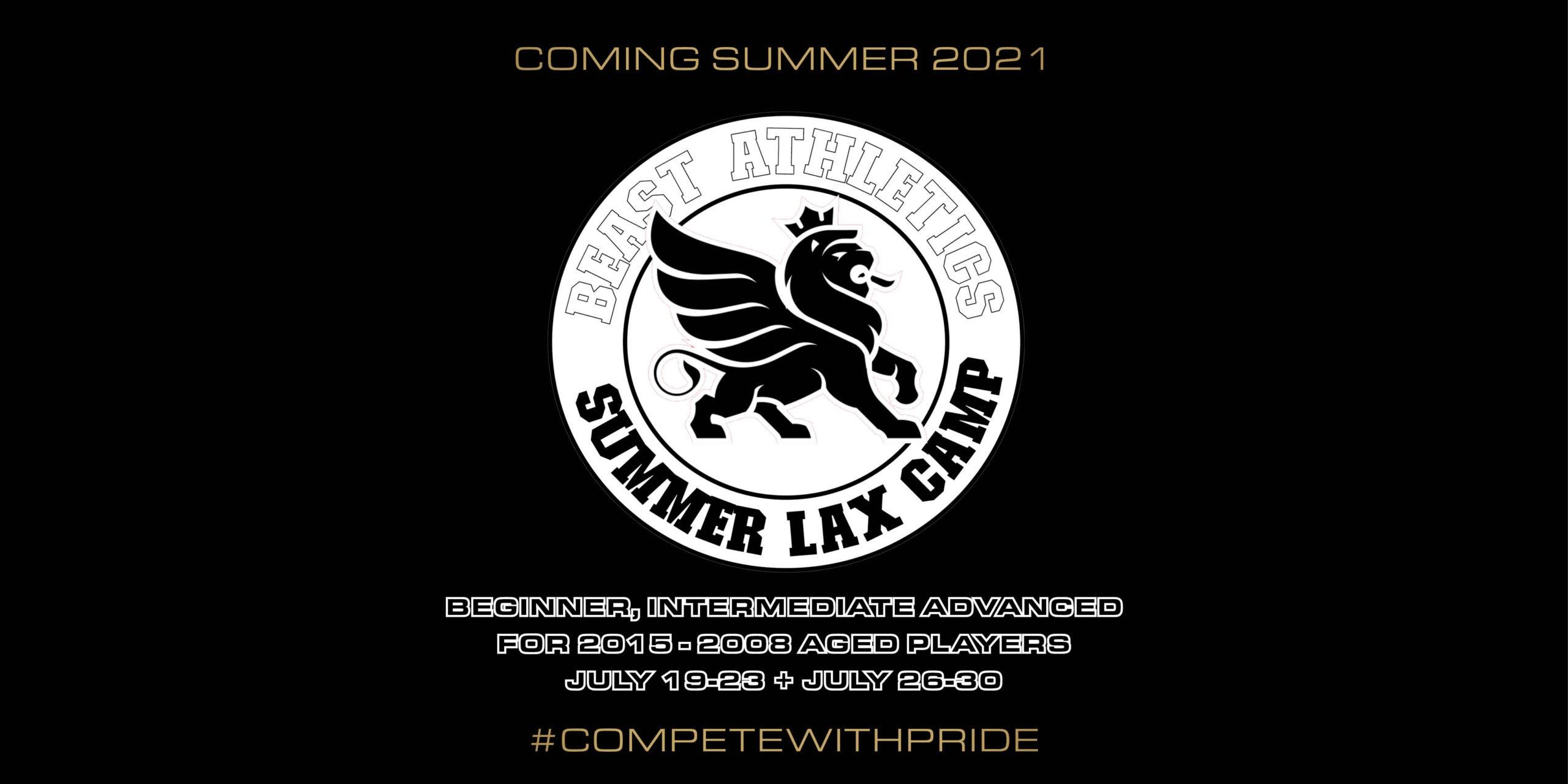 BEAST Summer Lacrosse Camp 2021 Web