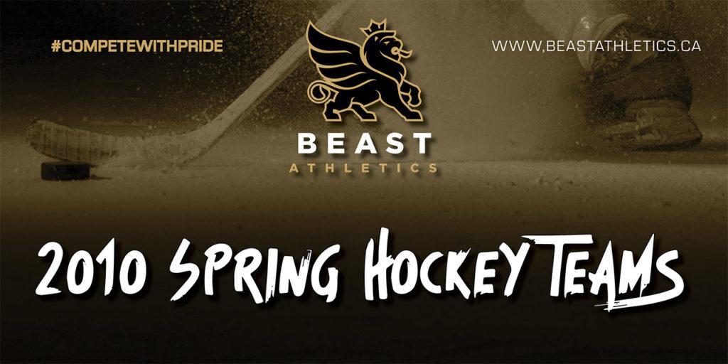 BEAST 2010 Spring Hockey Team