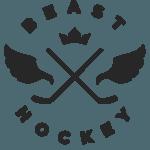 BEAST Hockey Logo Black