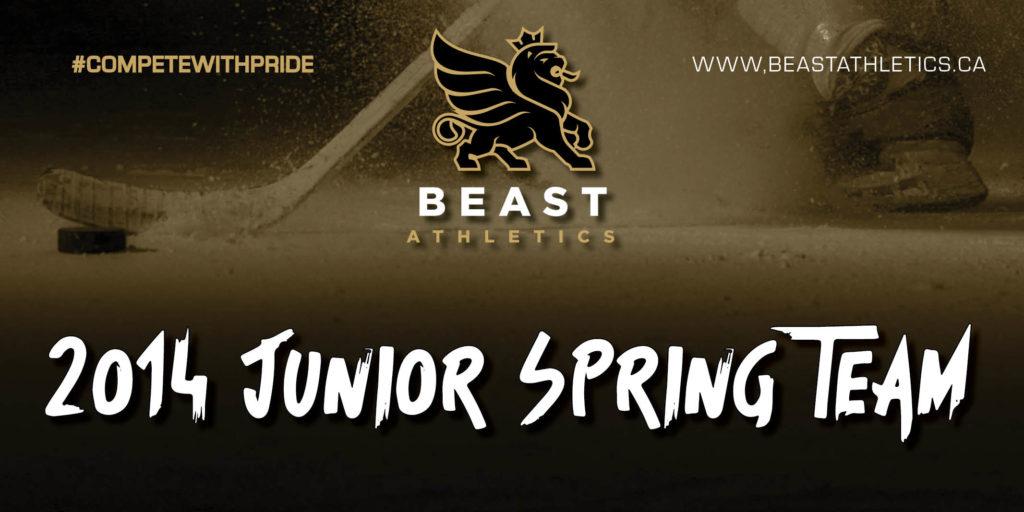 BEAST 2014 Junior Beast